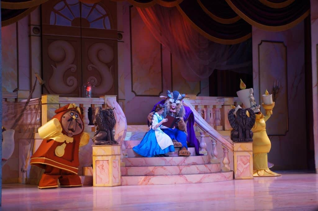 Beauty and the Beast - Live on Stage