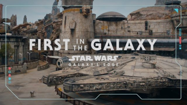 First in the Galaxy | First Look Inside Star Wars: Galaxy's Edge