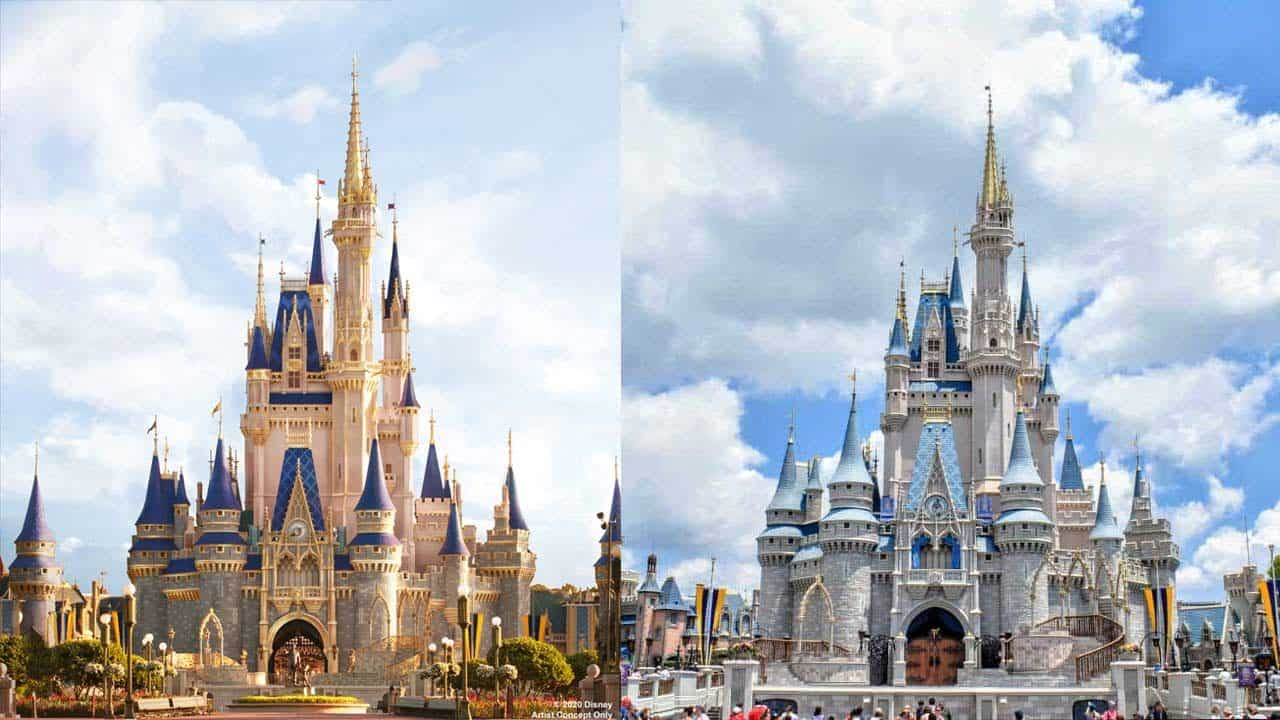"""BREAKING: Cinderella Castle at Magic Kingdom Will Receive a """"Royal Makeover"""""""