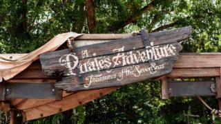 A Pirate's Adventure ~ Treasures of the Seven Seas