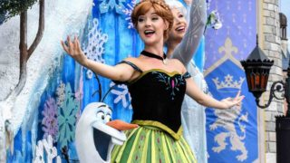Frozen at Walt Disney World Resort