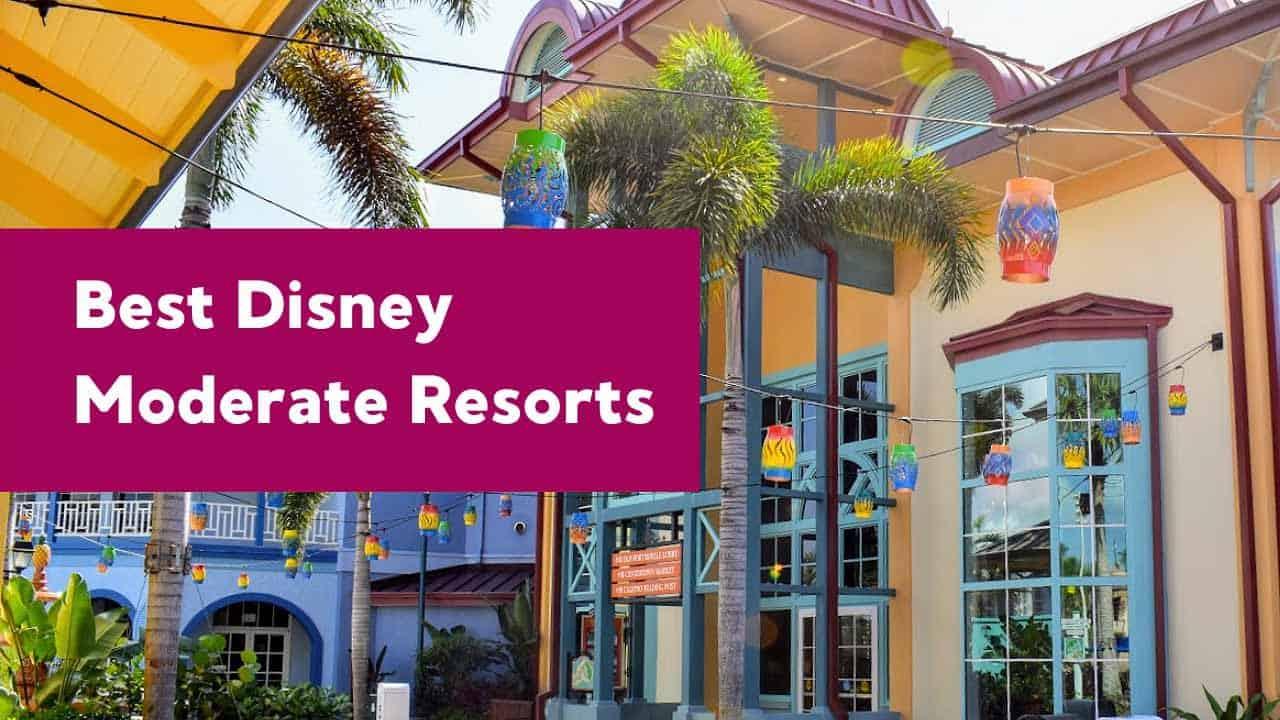 Disney's Caribbean Beach Resort.