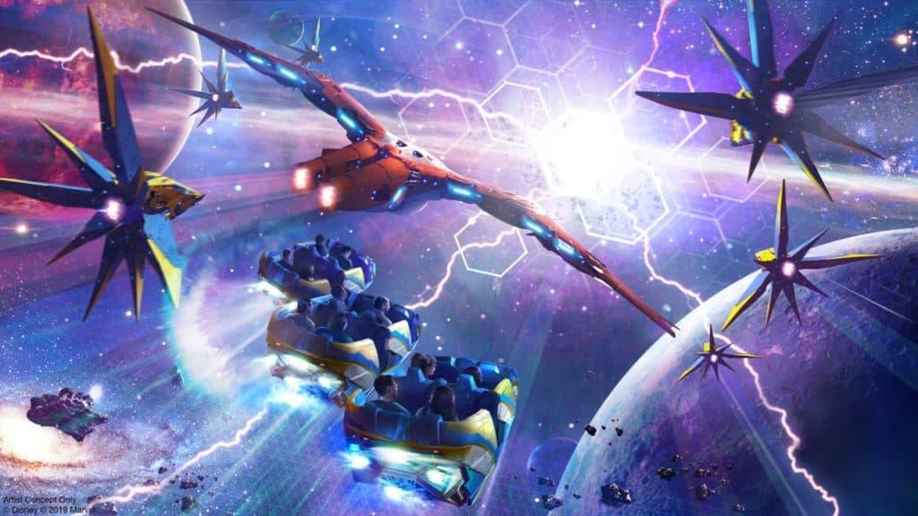 Guardians of the Galaxy: Cosmic Rewind