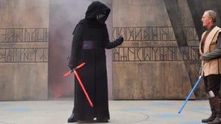 Disney® Visa® Cardmember Star Wars Character Experience