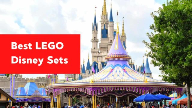 Best LEGO Disney Sets