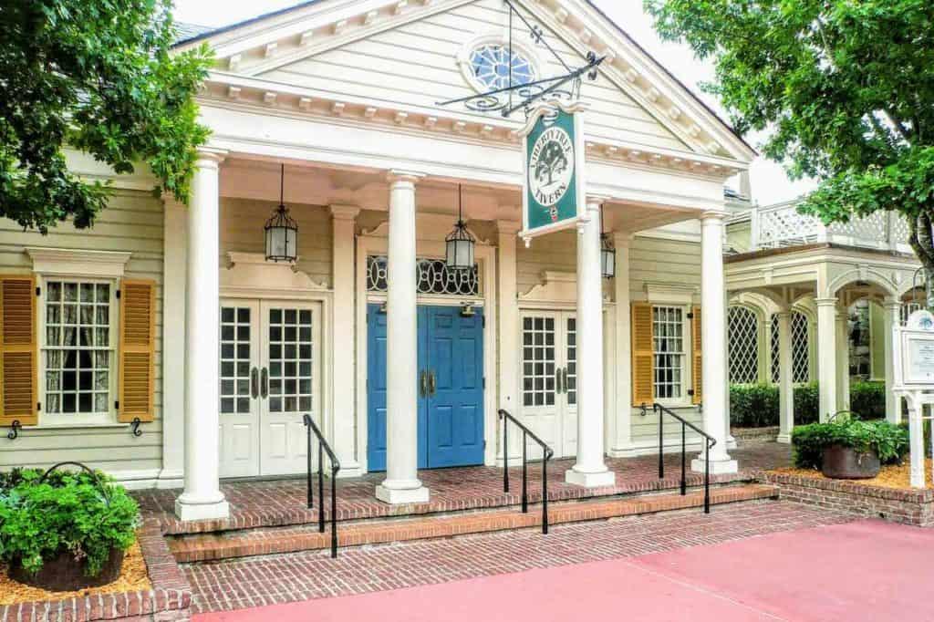Liberty Tree Tavern in Magic Kingdom.