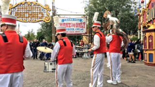 Main Street Philharmonic at Storybook Circus
