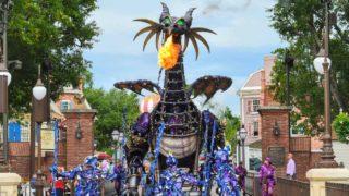 Parades at Walt Disney World Resort
