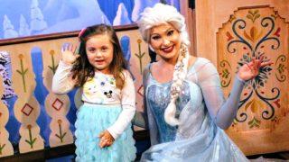 Meet Anna and Elsa at Royal Sommerhus