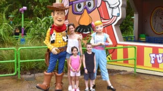 Meet the Toys in Toy Story Land