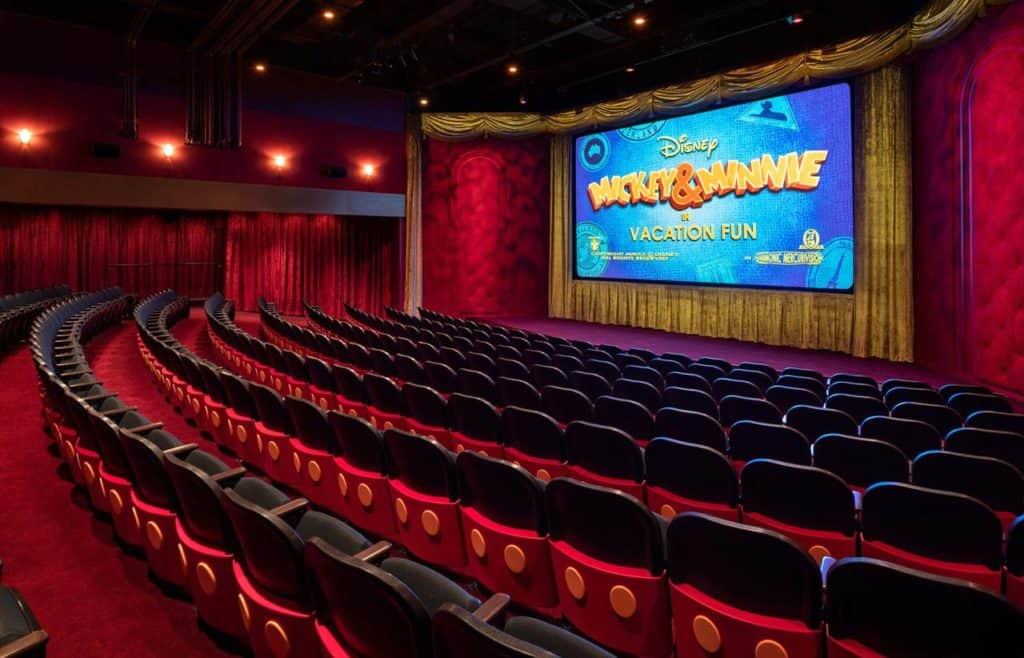 Mickey Shorts Theater at Disney's Hollywood Studios