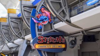 Stitch's Great Escape!