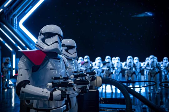Star Wars: Rise of the Resistance Opens at Disney's Hollywood Studios!