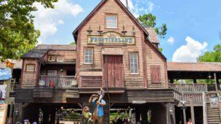 Walt Disney World Railroad – Frontierland