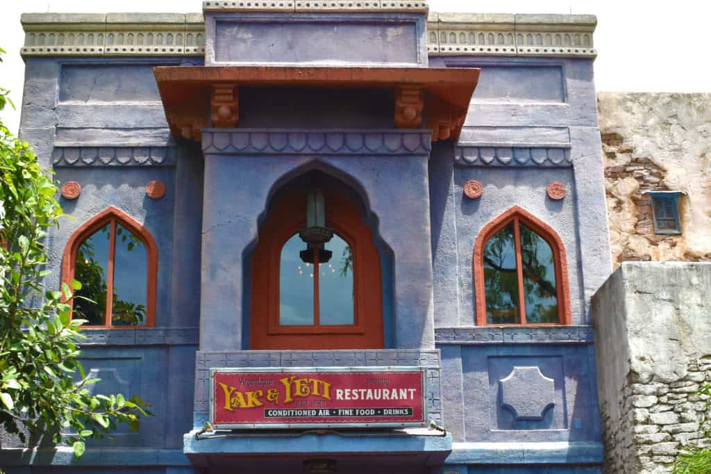 Yak and Yeti Restaurant at Disney's Animal Kingdom