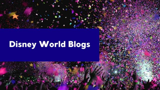 Best Disney World Blogs