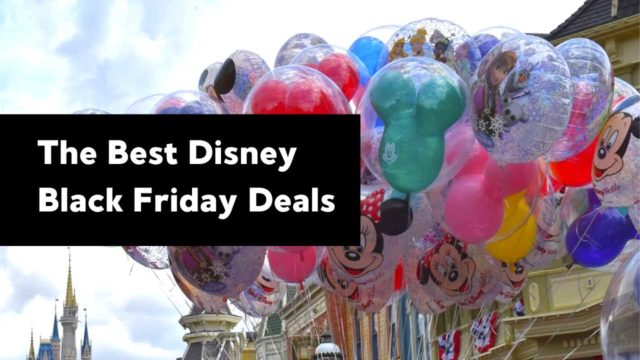 Disney Black Friday Deals