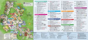 Disney's Hollywood Studios® Map