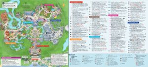 Magic Kingdom® Map