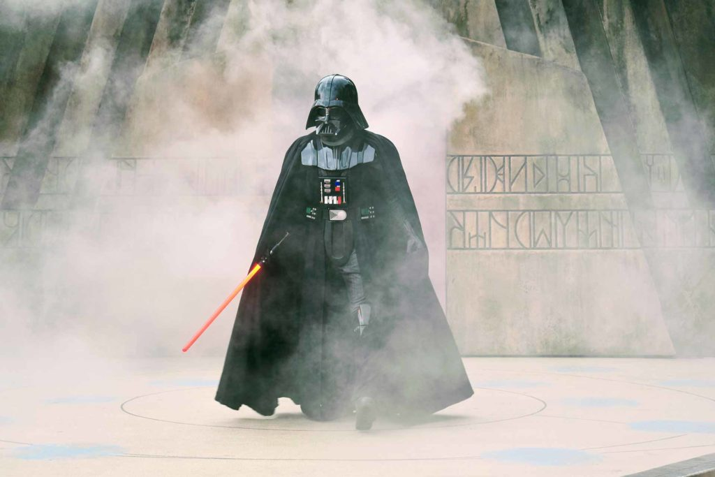Darth Vader, Star Wars at Disney World - Hollywood Studios