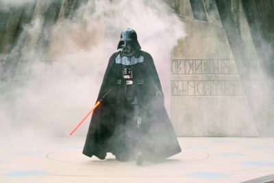Darth Vader, Star Wars at Disney World