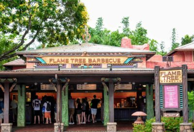Flame Tree Barbecue Restaurant