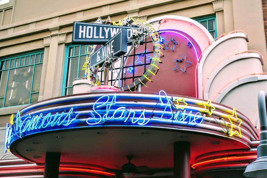 Hollywood & Vine Restaurant - Hollywood Studios