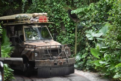 Kilimanjaro Safaris Truck