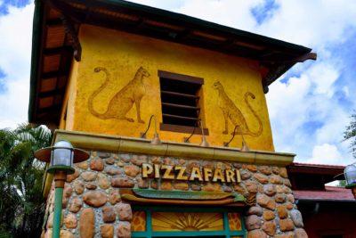 Pizzafari Restaurant
