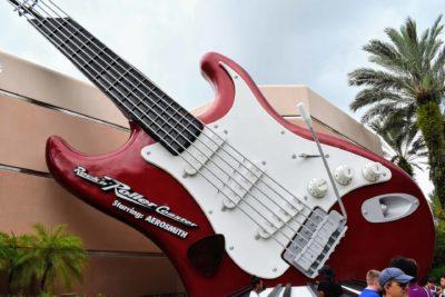 Rock 'n Roller Coaster Guitar