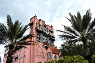 Tower of Terror Hollywood Tower Hotel