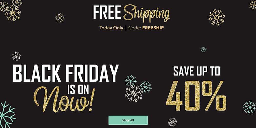 shopDisney's Black Friday Ad.